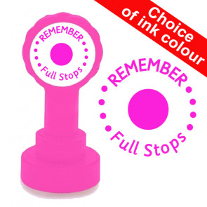 Teacher Stamps | REMEMBER Full Stops. Quality Xclamations School  Stamps