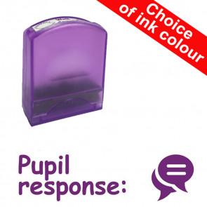 Teacher Stamps | Pupil response: Value Range.