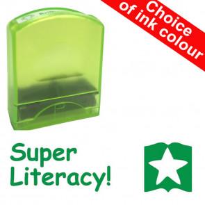 Teacher Stamps | Super Literacy!. Value Range