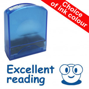 Teacher Stamps | Excellent reading. Value Range.