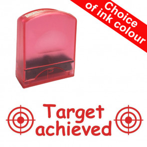 Teacher Stamps |Target achieved. Value Range