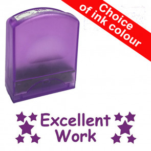 Teacher Stamps |Excellent work. Value Range