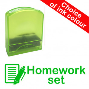 Teacher Stamps |Homework set Value Range