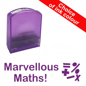 Teacher Stamps |Marvellous Maths Value Range