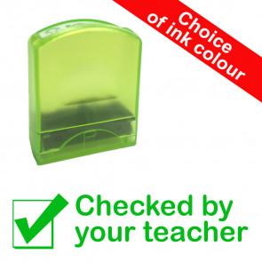 Teacher Stamps |Checked by your teacher Value Range.