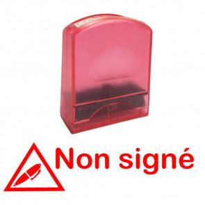 Teacher Stamps | Non Signé Self-inking. Reinkable Value Range