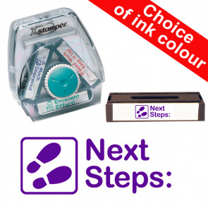 School Stamps | Next Steps: Xstamper 3-in-1 Twist Stamp