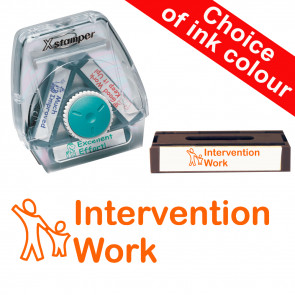 School Stamps | Intervention Work Xstamper 3-in-1 Twist Stamp