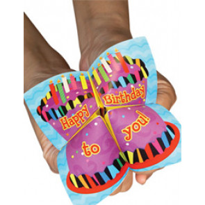 Teacher Class Gifts | Happy Birthday Cootie Catcher