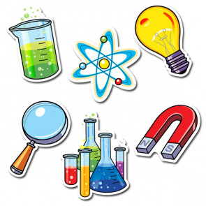 Classroom Display Picture Cards | Science Lab - 36 Cut Outs.