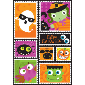 Kids Stickers | Halloween Fun Stickers