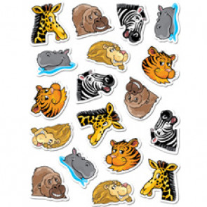 Picture Cards for Classroom Display | Jungle Animals Cut Outs