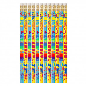 Pencils for Kids | 12 x Birthday Cake (Scented) Pencils