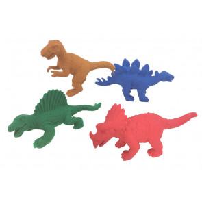 Party Bag Filler | Large Dinosaur Erasers 3D
