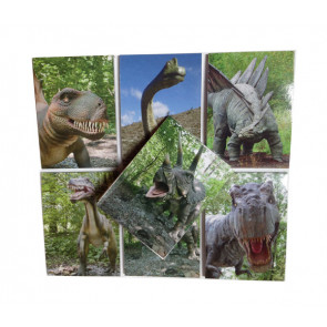 Teacher Class Gifts | Daring Dinosaur Small Notepads for Kids