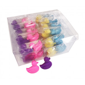 Kids Erasers | Double Duck Erasers for Class Gifts / Party Bags. Value Box