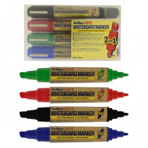 Whiteboard Markers | Artline 525T - Wallet Set 4 Pens