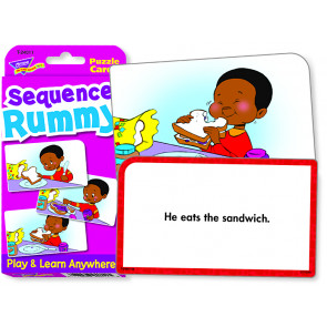 Educational Games   Sequence Rummy Challenge Flash Cards.