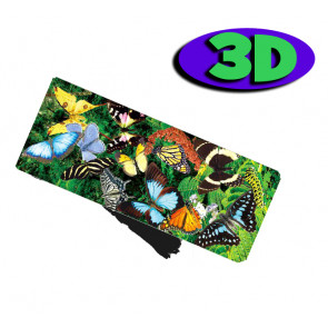 3D Bookmarks | Butterfly Bookmark For Party Bags & Class Gifts