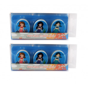 Class Gifts / Party Bags | Mystical Mermaids Eraser Sets