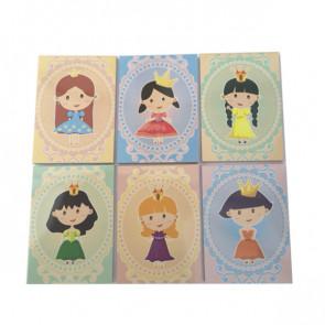 Kids Notepads | Pretty Princess Crown Small Memos