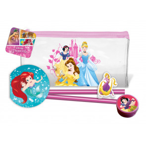 Disney Princess Stationery | Disney Princess Official Filled Pencil Case