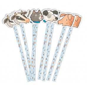 Kids Gifts | RSPCA Buttercup Farm Friends Topper Pencils