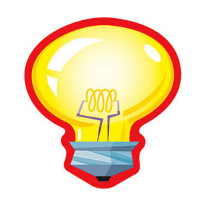 Picture Cards for Children | Lightbulbs