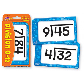 Educational Games for Children   Division Flash Cards for Schools and at Home