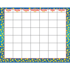 Wall Monthly Calendar| Star Brights