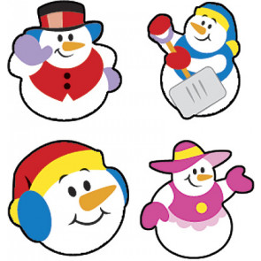 Small stickers | Super Snowman Friends