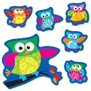 Stickers for Kids | 200 Wise Owl-Stars! Shaped Super Stickers