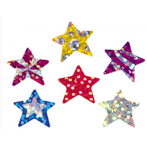 Kids Stickers | Dazzling Star Bright Sparkle Stickers for School and Home