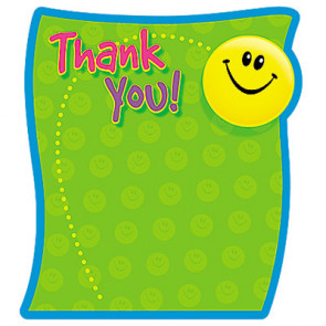 Teacher Notepad | Thank You Note
