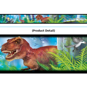 Display Borders | Jungle, dionsaur Design Classroom Display Trimmers.