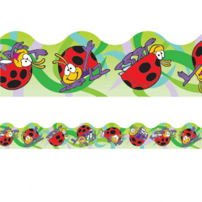 Ladybugs Classroom Display Borders