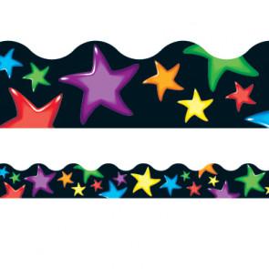 Gel Stars Classroom Display Trimmers