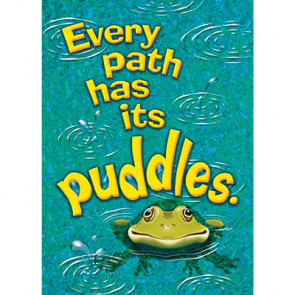 School Posters | Every Path has its Puddles PSHE Poster