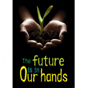 Posters for Children | The Future is in Our Hands