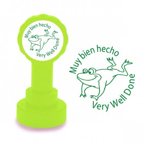 Teacher Stamps | Muy bien hecho / Very Well Done MFL School Stamps
