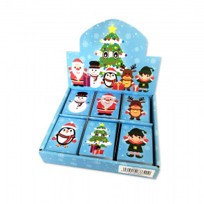 Low Cost Christmas Gifts | Christmas Fun Notepads x 48