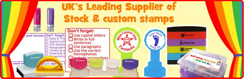 School Stamps