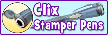 Clix Stamp Pen