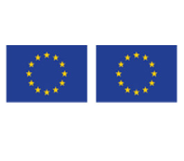 EU Flag / European Flag Display Borders