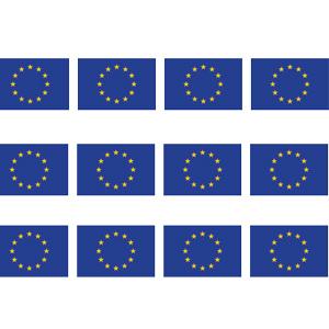 EU Flag / European Union Flag Classroom Borders/> align=