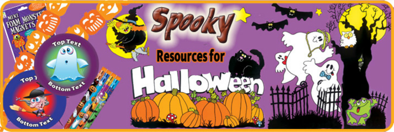 Halloween banner small