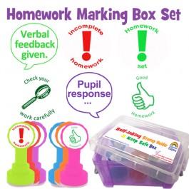 The Woes of Homework Marking
