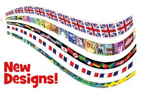 New Roll Border Designs!