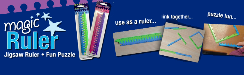 Teacher Class Gift Idea - Magic Rulers